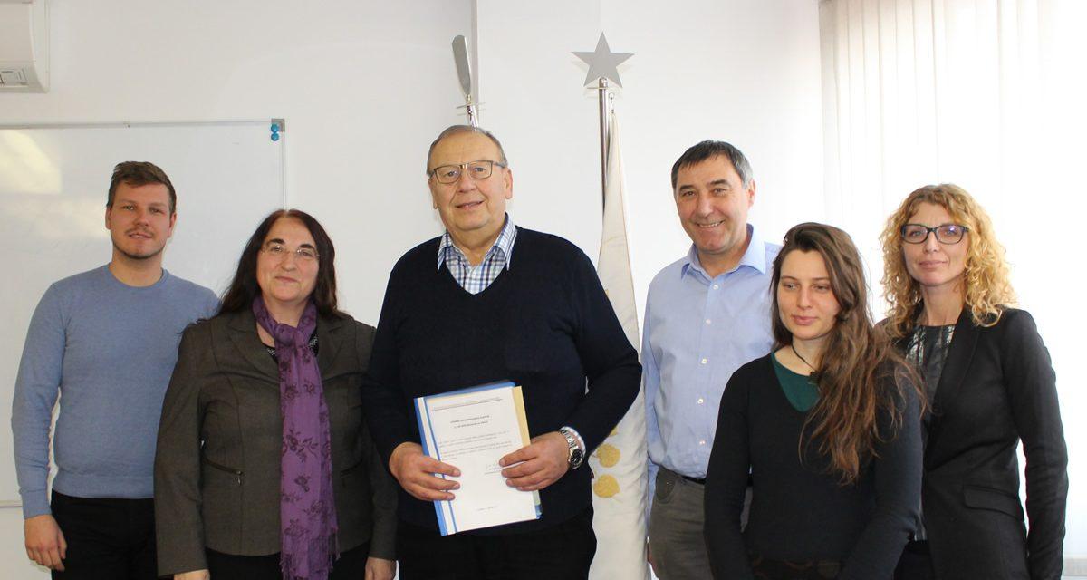 Prenos predsedovanja KoDVOS – skupna izjava