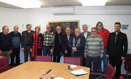 Srečanje vodstev ZZB NOB Slovenije, ZKP in ZVI