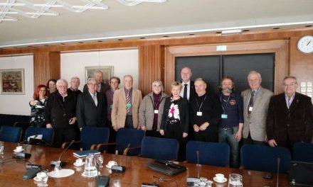 Zveza združenj borcev in Milan Brglez o priznanju Palestine