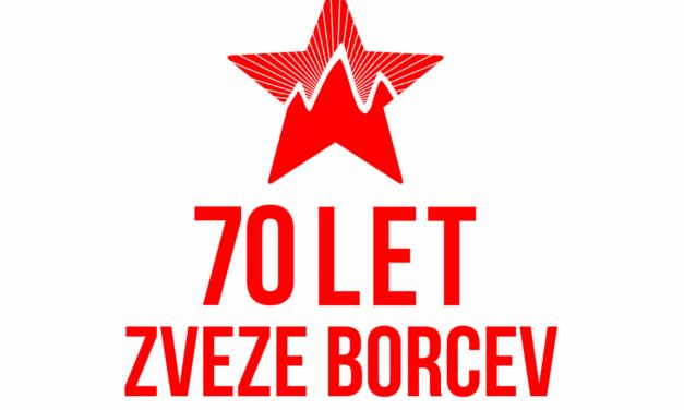 Praznovanje  70. obletnice ZB