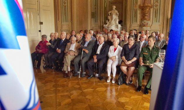 Slavnostna seja predsedstva ob 70-letnici ZB