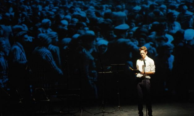 Slovesnost ob Dnevu spomina na žrtve holokavsta