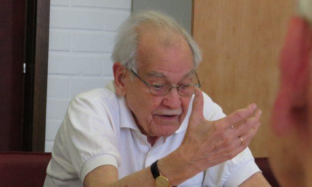dr. MARKO VRHUNEC (1922-2019) – V SPOMIN