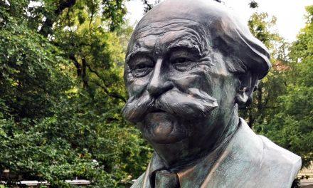 Govor Marijana Križmana na slovesnosti ob odkritju doprsnega kipa Janezu Stanovniku