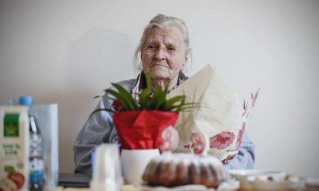 Andreana Družina – Olga ( 1920 – 2021)